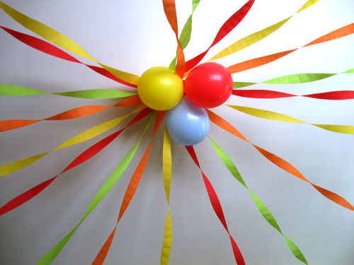 Birthday Decoration Ideas Simple At