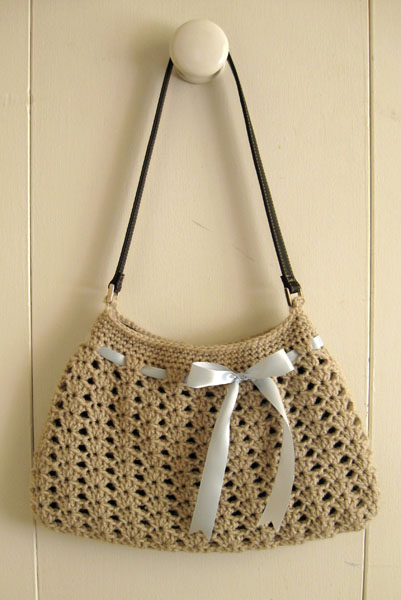 Crochet Hobo Bag Pattern Free Patterns For Crochet