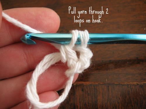 crochet votive holder