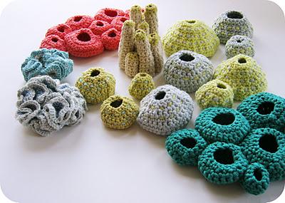 Free Crochet Patterns For Sea Animals : Interview with Rachel of Cornflower Blue Studio ...