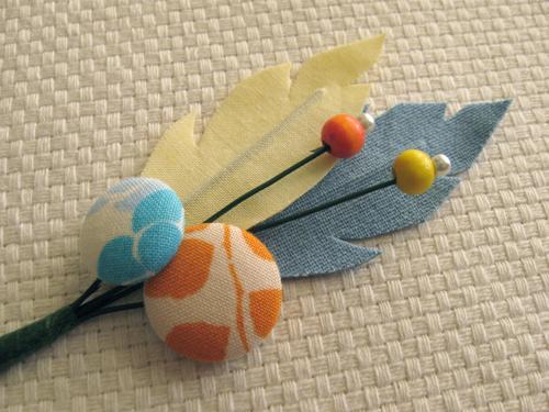 handmade boutonnieres