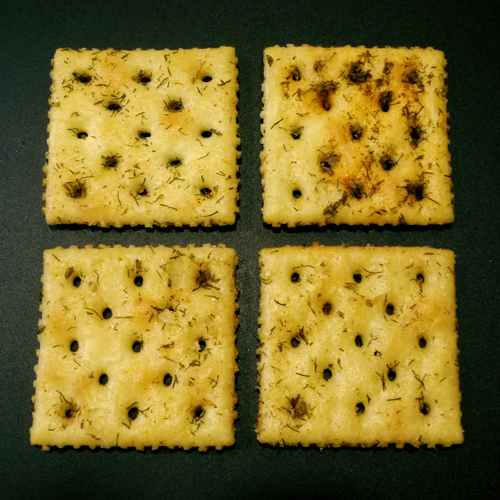 Karate Crackers