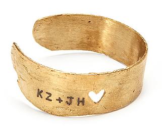 Birch Bracelet by Nancy Nelson