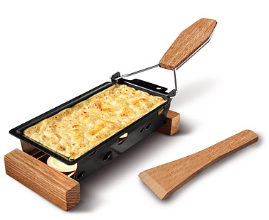 Portable Cheese Melter by Frank Bleeker